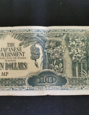 The Japanese Government 10dollars